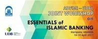 ADFIMI-UDBL JOINT WORKSHOP ON ESENTIALS OF ISLAMIC BANKING, KAMPALA, UGANDA, 18-19 APRIL 2017